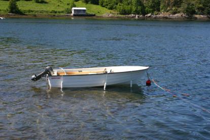 auf zu den Fischgründen in Kvalvågsaga