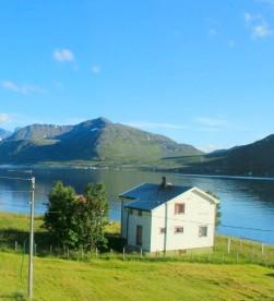 Lauksundet: eine Ruheoase für Angler in Norwegen