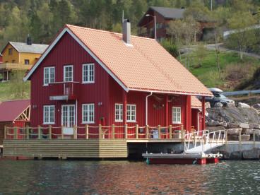 Einzelhaus in Norwegen: Angelferien der Luxusklasse