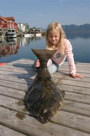 Angeln in Norwegen macht auch Kindern Spaß
