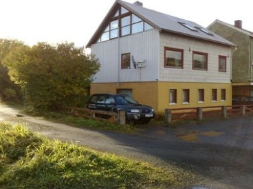 geräumiges Ferienappartement in Skutvik