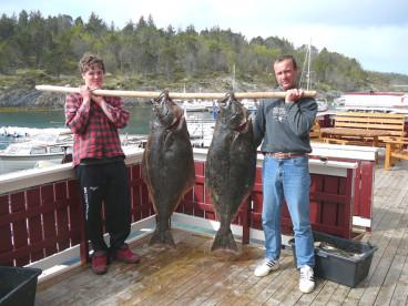 da haben die Angler ordentlich was zu stämmen