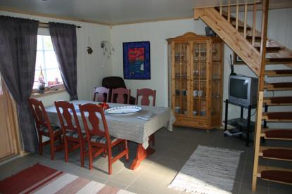 gemütliche Norwegenunterkunft auf Vega