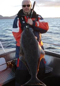 Anglerglück in Norwegen