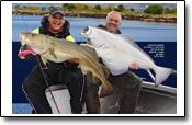 Leka Brygge: ein Angelbericht von Fisch und Fang