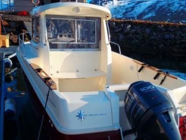 mit 100 PS zu den Fischgründen in Norwegen