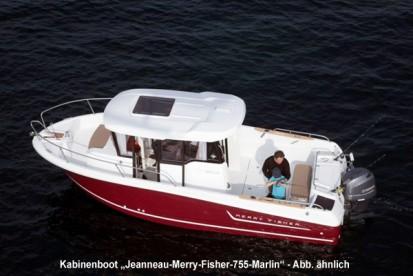Kabinenboot Merryfischer in Nordnorwegen: so macht angeln Spaß