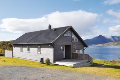 hochwertiges Ferienhaus in Neshamn