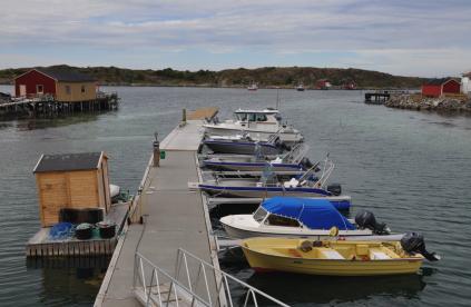 große Auswahl an Booten in Ylvingen Rorbuer
