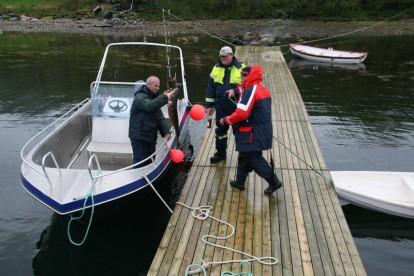 19 Fuß Aluboot mit 50 PS - ideal zum Angeln in Norwegen