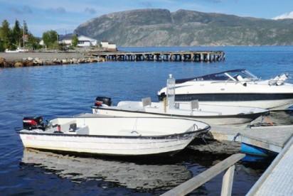 Angelboot Ekker