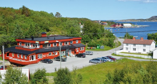 Appartements in Roan: Roan Sjøfiske