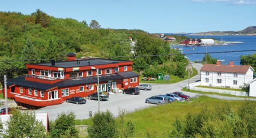 Appartements in Roan: Roan Sjøfiske