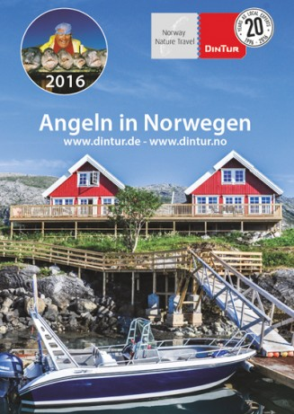 Angeln in Norwegen DinTur Katalog 2016