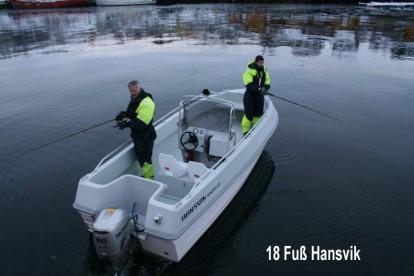 18 Fuß Hansvik Angelboot in Rørvik Rorbuer