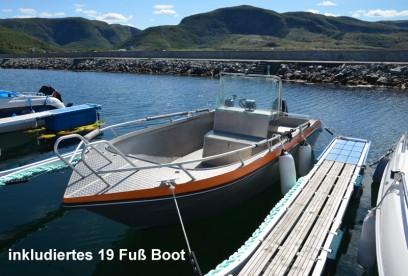19 Fuss Boot Sørvika