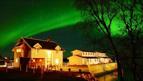 Nordskot Brygge: Nordlicht