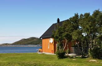 Ferienhaus in Roan: Sørvika