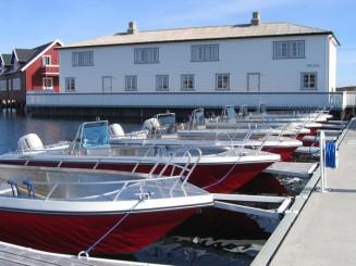 Ferienunterkünfte in Mittelnorwegen: Sula Rorbuer