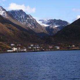 toller Fjordblick in Norwegen