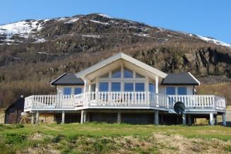 Angeln in Låvan: hier das Cottage