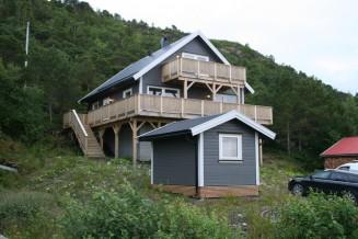 top Einzelhaus in Mittelnorwegen