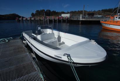 GFK Angelboot