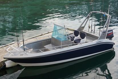 Angelboot Vannøya Havfiske