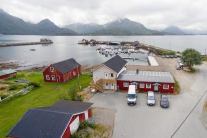 die vier Appartements am Hafen