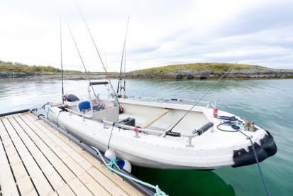 "Angelboot ""Hansvik"""