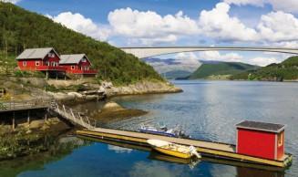 Helgeland Startbild