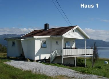 Ferienhaus Nr. 1 in Larseng Kystferie