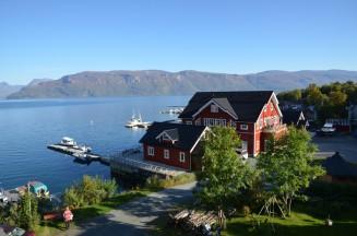 hochwertige Angelunterkunft in Nordnorwegen