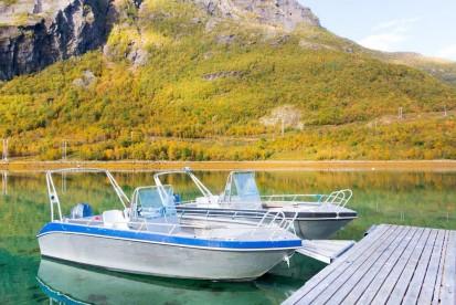 Straumfjorden Angelboote