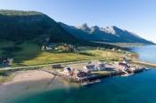 Aldersund Brygge in Norwegen