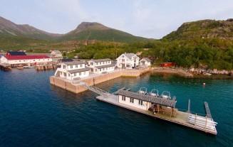 Angeln in Norwegen: Perle bei Bodø Nordksot Brygge