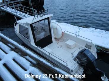 Loppa Kabinenboot Dolmøy