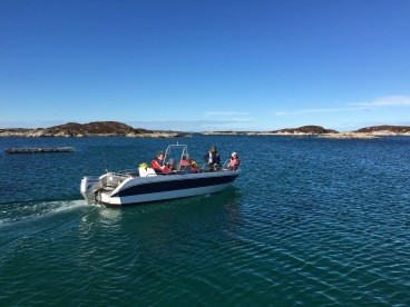 "Frøya Panorama Angelboot ""Kværnø"""