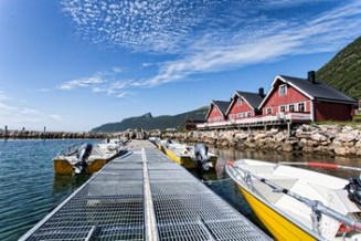 Sonderangebot Senja Havfiskesenter