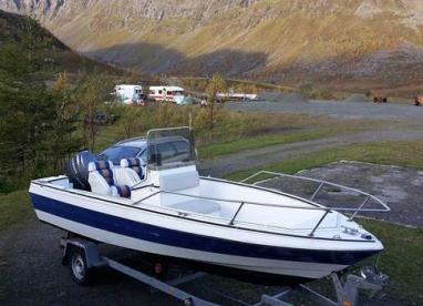 Bayliner Angelboot Loppa Haugen