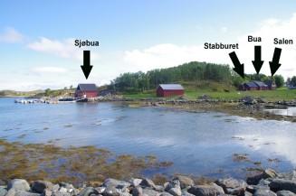 Ferienhäuser in Vågen Gård