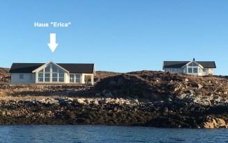Haus Erica in Frøya Panorama