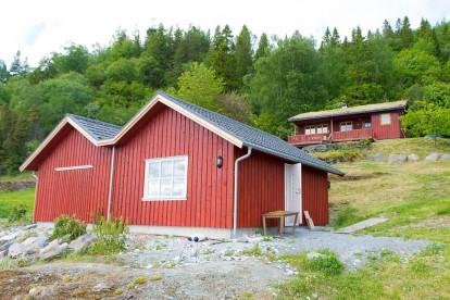Ferienhaus Skarnsundet Hytte
