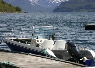 Angelboot Alta Sjøfiske