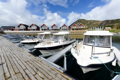 Bootslfotte Bolga rechts Dolmøy links Kværnø