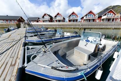 Kværnø Angelboote