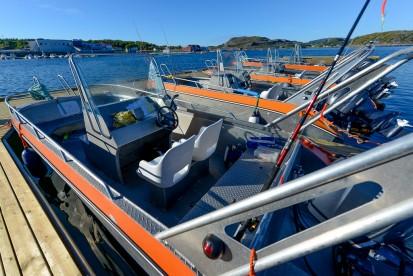 19 Fuss Angelboote Kværno