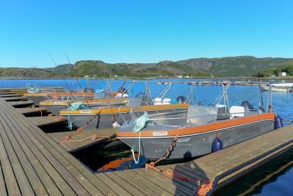 Angelboote Kværno 19 Fuss