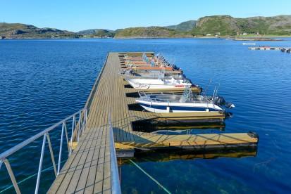 Angelboote Roan Rorbuer Übersicht
