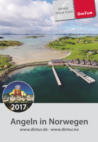 Katalog Angeln in Norwegen 2017